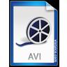 AVI video formatı