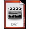 DAT VCD video formatı