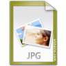 JPG veya JPEG resim formatı