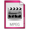 MPEG veya MPG video formatı