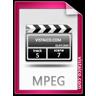 MPEG veya MPG video formatı
